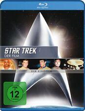 STAR TREK I: DER FILM (William Shatner, Leonard Nimoy) Blu-ray Disc NEU+OVP