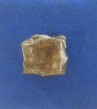 Antique uncut Cube 2.81TCW  Gray sparkling Color Rough Natural Diamond for Ring
