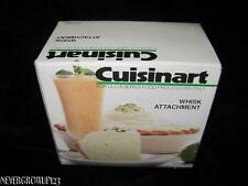 CUISINART DLC-855 WHISK ATTACHMENT FOR DLC-8 SERIES FOOD PROCESSORS~NEW IN BOX