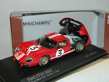 Minichamps 400668403, Ford GT40 MKII Le Mans 1966, Gurney/Grant #3, 1:43