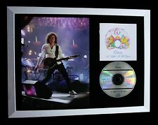QUEEN+BRIAN MAY+SIGNED+FRAMED+OPERA+MERCURY+RACES=100% GENUINE+FAST+GLOBAL SHIP