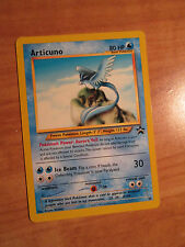 PL ARTICUNO Pokemon PROMO Card 48 Rare BLACK STAR Set Wizard of the Coast League