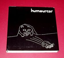 HUMOURCAR by Bertieri & FIAT - Hardbound 1st w Dust Jacket - Multi-lingual Text