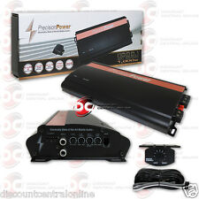 PRECISION POWER PPI I1000/1 MONOBLOCK 1-CHANNEL CAR MOTORCYCLE AMPLIFIER