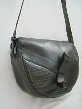 -AUTHENTIQUE sac à main  VERSACE   cuir   TBEG vintage bag