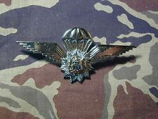 South West Africa Police Airborne Parachutist Parachute Jump Wings obsolete rare