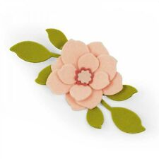 Sizzix Bigz Cutting Die ASIAN FLOWER 661690 Applique Cardmaking