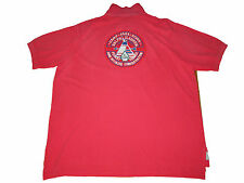 Polo Ralph Lauren Weathered Red Canyon Trail Indian Distressed Shirt XXL 2XL