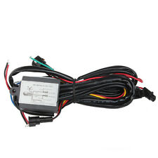 Car Auto LED Daytime Running Light Relay DRL Controller ON OFF Switch Tide