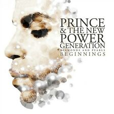 PRINCE AND N.P.G DIAMONDS & PEARLS BEGINNINGS 12 TRACK ALTERNATIVE VERSION ALBUM