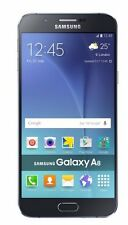 "Samsung Galaxy A8 Duos SM-A8000 Black (FACTORY UNLOCKED) 5.7"" , 16GB , Dual Sim"