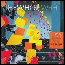 THE WHO - ENDLESS WIRE CD w/WIRE & GLASS M/O ~ PETE TOWNSEND~ROGER DALTREY *NEW*