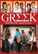 GREEK CHAPTER FIVE 5 COMPLETE THIRD SEASON 3 New Sealed 6 DVD Set