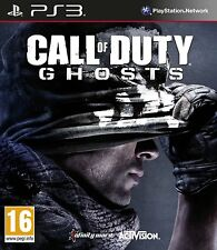 New Call of Duty Ghosts PS3 Playstation 3 COD UK PAL FPS Game Free UK 1st P&P