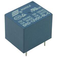 Relé PCB 10A 12V (2 Pack)
