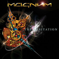 MAGNUM - The Visitation  [Ltd.CD+DVD]