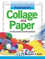Preschool Art: Collage and Paper