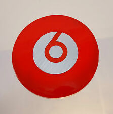 Genuine Part Monster Beats by Dre Solo HD Center Cap Badge Lid - Gloss Red