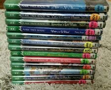 Magic Tree House Book Lot Only Merlin Mystery Hardcover Set of 13 XLib Free Ship