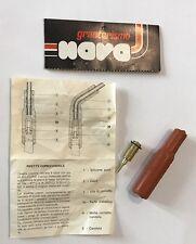 NAVA pipetta candela di silicone dritta per motori d'epoca anni '70 (2T - 4T)