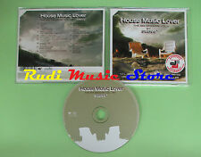 CD HOUSE MUSIC LOVER MIX SESSION VOL 1 compilation 2004 SPILLER MOLOKO TUR (C17)