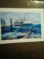 WASHINGTON STATE FERRIES MV VASHON GREETING CARD PUGETSOUND FERRIES