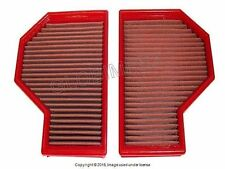 BMW '06-'10 M5 M6 Air Filter Set BMC AIR FILTER + WARRANTY