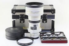 MINT  MINOLTA APO TELE HIGH SPEED 300mm F/2.8 w/case, 114mm filter *barely used