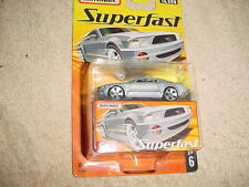 MATCHBOX SUPERFAST #6 FORD MUSTANG GT CONCEPT 1 OF 15,500 FREE USA SHIPPING