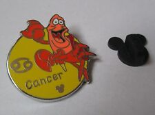Pin's disney / astrologie - cancer (2012 zodiac Hidden Mickey pin 4 of 12)