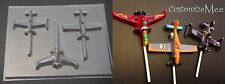 PLANES DUSTY Cropduster ISHANI Candy Lollipop Soap Clay Mold