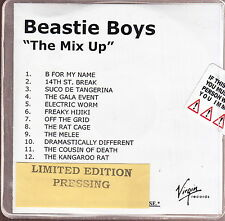 the beastie boys limited edition cd
