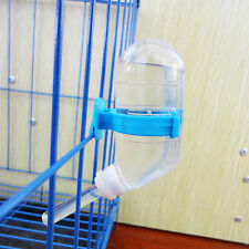 60ML Pet Cage Drinking Water Bottle Hanger with Clip for Hamster Small Animal