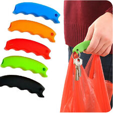 Convenient Bag Hanging Mention Dish Portable Carry Bags Kitchen Silicone Gadgets