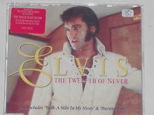 ELVIS PRESLEY -The Twelfth Of Never- CDEP