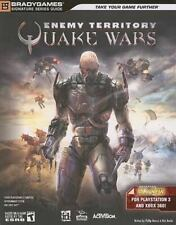 Enemy Territory : Quake Wars by Rick Barba, Phillip Marcus and Activision Staff