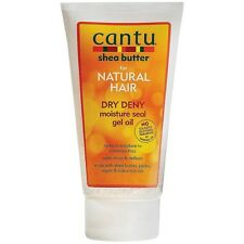 Cantu Shea Butter for Natural Hair Dry Deny Moisture Seal Gel Oil 5 oz