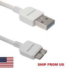 GENUINE SAMSUNG ET-DQ11Y1WE USB 3.0 SYNC CHARGER DATA CABLE FOR GALAXY S5 NOTE 3