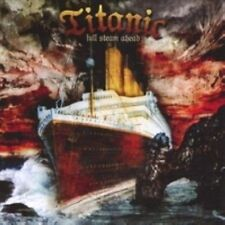 Full Steam Ahead by Titanic (CD, Aug-2007, Retroactive)