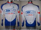 Giordana Shirt Jersey Top Adult XXL Cycling Cycle Bike MK Cycles L/S Top White