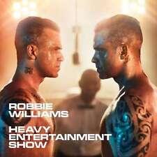 ROBBIE WILLIAMS / THE HEAVY ENTERTAINMENT SHOW (EXPLICIT) * NEW CD 2016 * NEU *