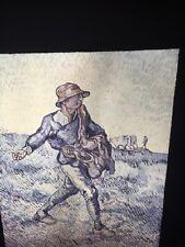 """Vincent Van Gogh """"The Sower (Millet) """" Dutch Post-impressionism 35mm Art Slide"""