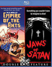 Empire of the Ants/Jaws of Satan (Blu-ray Disc, 2015)