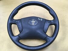 TOYOTA AVENSIS II T25 2.0 D4D 2003-2006 MULTICUNCTION STEERING WHEEL & A/BAG