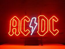 """New AC/DC AC DC Neon Sign 17""""x14"""" Ship From USA"""