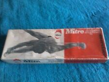 mitre ajax exerciser chest expander with box and poster VGC 3 spring