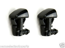 NEW OEM 2008-2011 Ford Focus Windshield Wiper Water Spray Jet Washer Nozzle PAIR