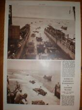 Article US 56th Amphibious Sagami Bay Japan 1953