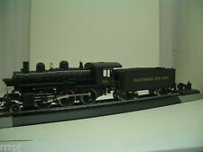 HO MEHANO TRAIN LINE BALTIMORE & OHIO  DCC READY 2-6-0 MOGUL  #M 533