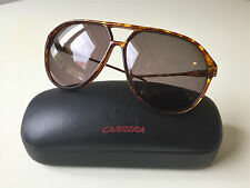 vintage CARRERA 5423 sunglasses brown havana rare Austria 80s MEDIUM/LARGE